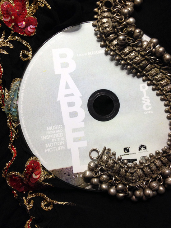 Babel soundtrack