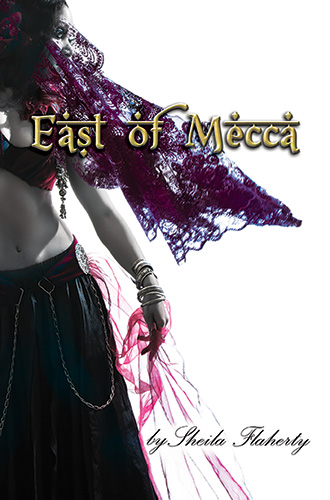East of Mecca Front Cover