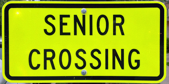 Senior Crossing