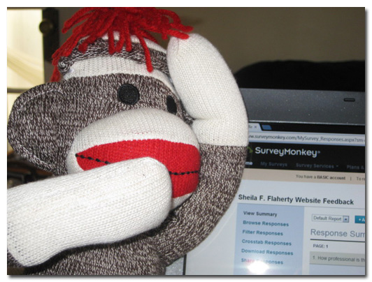 Fear of Survey Monkey