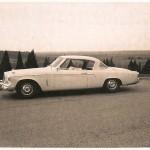 My 1956 Studebaker Sky Hawk