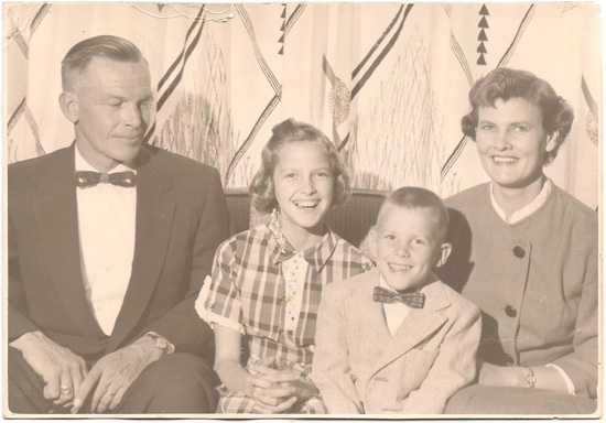 My Perfect 50s Family
