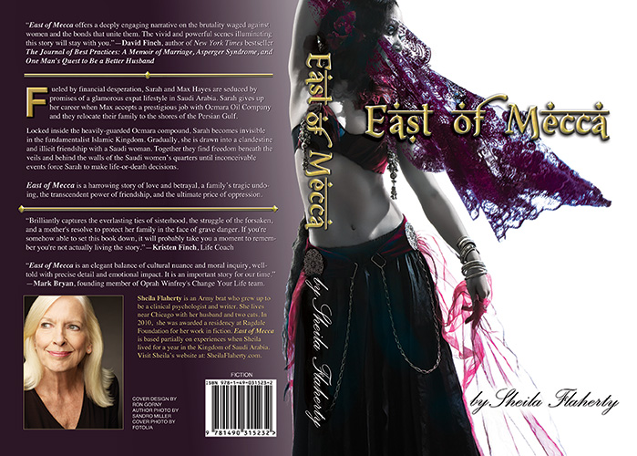East of Mecca Complete Cover