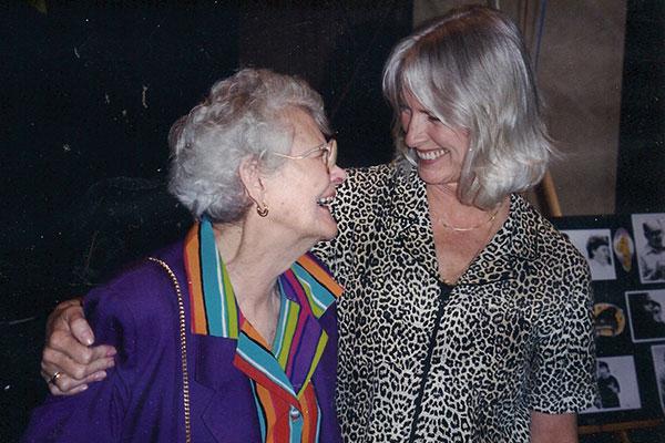 Sheila and Mom